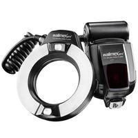 Für weitere Info hier klicken. Artikel: Walimex pro TTL Ringblitz für Canon Canon