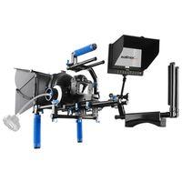 Für weitere Info hier klicken. Artikel: Walimex pro Video Rig Komplettset, 5-tlg. Professional II