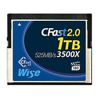 Für weitere Info hier klicken. Artikel: Wise CFast 2.0 Card 3500X blue 1TB
