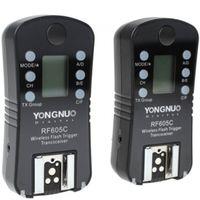Für weitere Info hier klicken. Artikel: Yongnuo Blitzauslöser RF-605 Canon