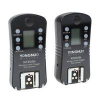 Für weitere Info hier klicken. Artikel: Yongnuo RF-605 Blitz- und Funkauslöser mit100m Reichweite für Nikon