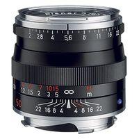 Für weitere Info hier klicken. Artikel: Zeiss Planar T* 50mm f/2 ZM schwarz Leica M