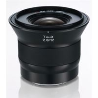 Zeiss AF Touit 12mm f/2,8 schwarz Sony E-Mount