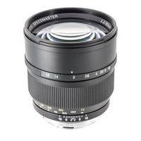 Für weitere Info hier klicken. Artikel: Zhongyi Mitakon Speedmaster 85mm f/1.2 Sony A-Mount