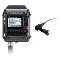 Für weitere Info hier klicken. Artikel: Zoom F1 Field Audio Recorder inkl. Lavalier Mikrofon