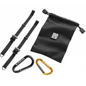Für weitere Info hier klicken. Artikel: Blackrapid Tether Kit Zubehör-Set für R-Strap-Kameragurt
