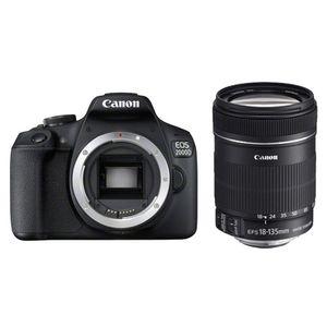 Für weitere Info hier klicken. Artikel: Canon EOS 2000D, EF-S 18-135mm f/3,5-5,6 IS