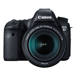 Für weitere Info hier klicken. Artikel: Canon EOS 6D, EF 3,5-5,6/24-105 IS STM
