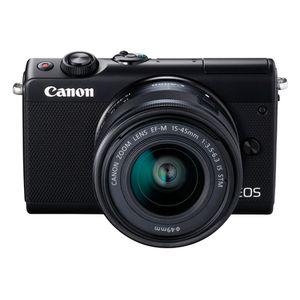 Für weitere Info hier klicken. Artikel: Canon EOS M100,EF-M 3,5-6,3/15-45 IS STM schwarz