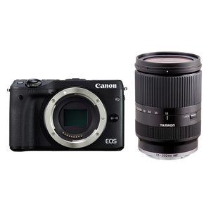 Für weitere Info hier klicken. Artikel: Canon EOS M3,Tamron AF 3,5-6,3/18-200 Di III VC schwarz