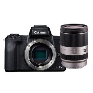 Für weitere Info hier klicken. Artikel: Canon EOS M50 + Tamron AF 18-200mm f/3,5-6,3 Di III VC schwarz-silber