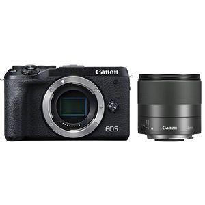 Für weitere Info hier klicken. Artikel: Canon EOS M6 Mark II + EF-M 32mm f/1,4 STM