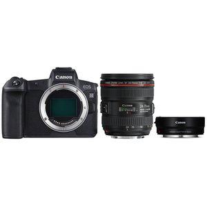 Für weitere Info hier klicken. Artikel: Canon EOS R + EF 24-70mm f/4,0 L IS USM + Adapter EF-EOS R