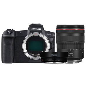 Für weitere Info hier klicken. Artikel: Canon EOS R + RF 24-105mm f/4 L IS USM + Adapter EF-EOS R Canon RF