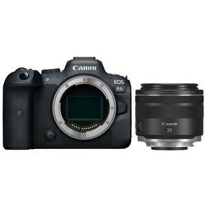 Für weitere Info hier klicken. Artikel: Canon EOS R6 + RF 35mm f/1,8 Makro IS STM schwarz