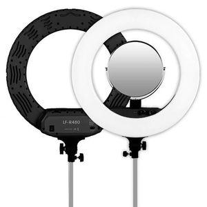 Für weitere Info hier klicken. Artikel: Caruba Rund Vlogger 18 Zoll LED-Set Economy mit Tasche schwarz