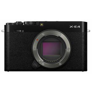 Für weitere Info hier klicken. Artikel: Fujifilm X-E4 Gehäuse schwarz