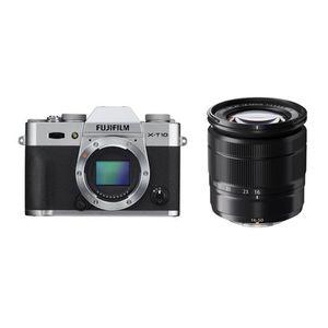 Für weitere Info hier klicken. Artikel: Fujifilm X-T10, XF 3,5-5,6/16-50 XC OIS silber-schwarz
