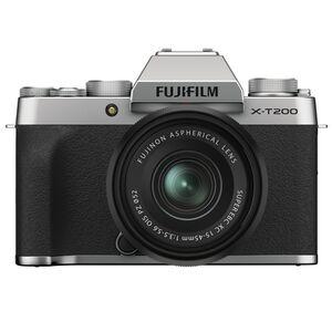 Für weitere Info hier klicken. Artikel: Fujifilm X-T200 + XC 15-45 OIS PZ silber