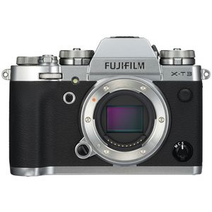 Für weitere Info hier klicken. Artikel: Fujifilm X-T3 Gehäuse silber