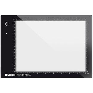 Für weitere Info hier klicken. Artikel: Kaiser LED-Leuchtplatte slimlite plano 22x16 cm