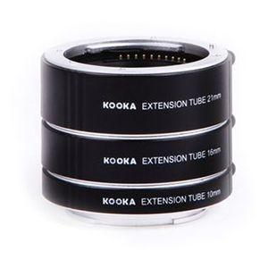 Für weitere Info hier klicken. Artikel: Kooka Zwischenringsatz Alu 10, 16 , 21 mm Sony NEX