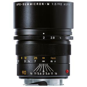 Für weitere Info hier klicken. Artikel: Leica 2,0/90 Apo-Summicron-M Asph. schwarz Leica M