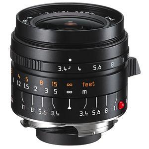 Für weitere Info hier klicken. Artikel: Leica Super-Elmar-M 3,4/21 Asph. schwarz Leica M