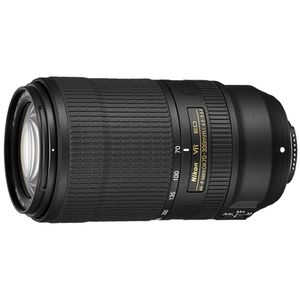 Für weitere Info hier klicken. Artikel: Nikon AF-P Nikkor 70-300mm f/4,5-5,6 E ED VR Nikon FX