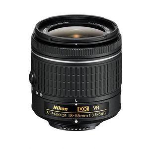 Für weitere Info hier klicken. Artikel: Nikon AF-P DX 3,5-5,6/18-55 G VR Nikon DX