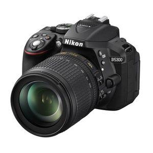 Für weitere Info hier klicken. Artikel: Nikon D5300,AF-S DX 18-105 G ED VR schwarz