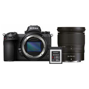 Für weitere Info hier klicken. Artikel: Nikon Z7 + Nikkor Z 24-70mm f/4,0 S+ Sony 64GB XQD Karte