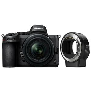 Für weitere Info hier klicken. Artikel: Nikon Z5 + Nikkor Z 24-50mm f/4,0-6,3 + FTZ Objektivadapter