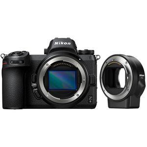 Für weitere Info hier klicken. Artikel: Nikon Z6 Gehäuse + FTZ Objektivadapter