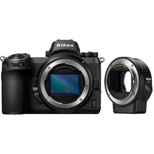 Für weitere Info hier klicken. Artikel: Nikon Z7 + FTZ Objektivadapter