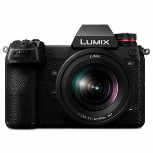 Für weitere Info hier klicken. Artikel: Panasonic Lumix DC-S1 + Lumix S 20-60mm f/3.5-5.6 L-Mount