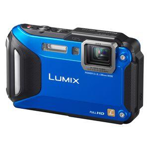 Für weitere Info hier klicken. Artikel: Panasonic Lumix DMC-FT5 blau