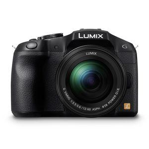 Für weitere Info hier klicken. Artikel: Panasonic Lumix DMC-G6,AF 12-60 Micro Four Thirds schwarz