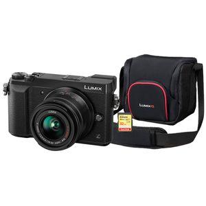 Für weitere Info hier klicken. Artikel: Panasonic Lumix DMC-GX80,AF 14-42 + Tasche DMW-PGH68 + SanDisk SDHC-Card Extreme 32GB