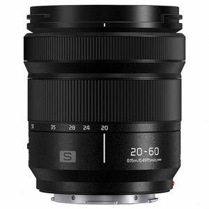 Für weitere Info hier klicken. Artikel: Panasonic Lumix S Pro 20-60mm f/3.5-5.6 L-mount
