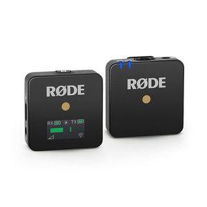 Für weitere Info hier klicken. Artikel: Rode Wireless GO drahtloses Mikrofonsystem