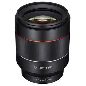 Für weitere Info hier klicken. Artikel: Samyang AF 1,4/50 Sony NEX
