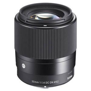 Für weitere Info hier klicken. Artikel: Sigma AF 1,4/30 DC DN C Sony E-Mount