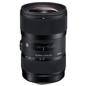 Für weitere Info hier klicken. Artikel: Sigma AF 1,8/18-35 DC HSM A Canon