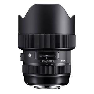 Für weitere Info hier klicken. Artikel: Sigma AF 14-24mm f/2,8 DG HSM ART Canon EF