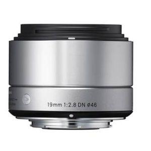 Für weitere Info hier klicken. Artikel: Sigma AF 2,8/19 DN A silber Sony NEX