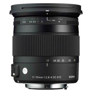 Für weitere Info hier klicken. Artikel: Sigma AF 2,8-4,0/17-70 DC OS HSM C Canon