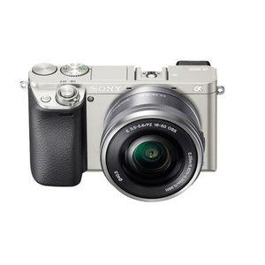Für weitere Info hier klicken. Artikel: Sony Alpha 6000 (ILCE-6000) 16-50 silber Sony NEX