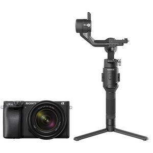 Für weitere Info hier klicken. Artikel: Sony Alpha 6400 (ILCE-6400) + SEL 18-135mm OSS + DJI Ronin-SC