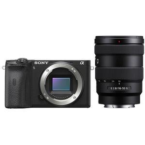 Für weitere Info hier klicken. Artikel: Sony Alpha 6600 (ILCE-6600) + SEL 16-55mm f/2,8 G